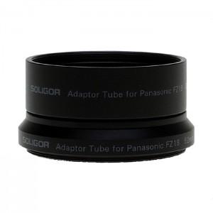 Soligor Tubo Adaptador para Panasonic FZ18 / FZ28 / FZ35 / FZ38