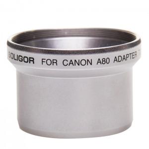 Soligor Tubo Adaptador para Canon A80 / A95