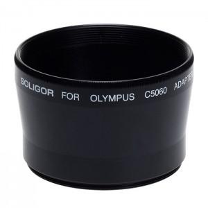 Soligor Tubo Adaptador para Olympus C-5060 / C-7070