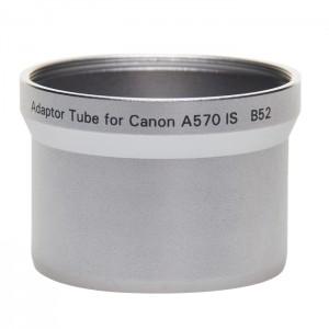 Soligor Tubo Adaptador para Canon A570IS / A590IS