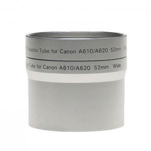 Soligor Tubo Adaptador para Canon A610 / A620 / A630 / A640