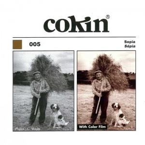 Cokin Filtro Sépia - Z005 - L
