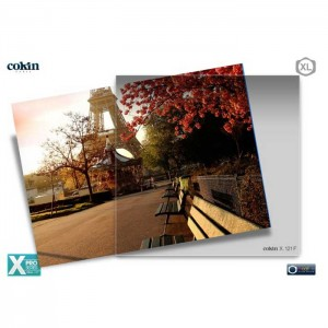 Cokin Filtro Degradê ND8 Full (3 F-stops) - X121F - XL
