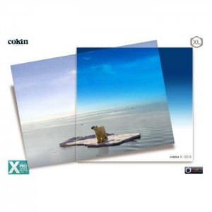 Cokin Filtro Degradê Azul 2 Soft - X123S - XL