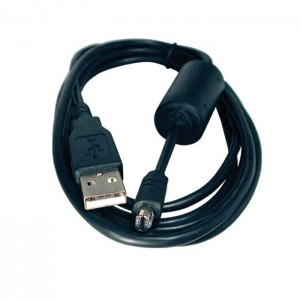 Cabo USB ficha A / mini USB 8Pinos c/ filtro - 1.8 mt