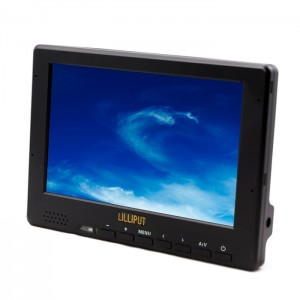 "Lilliput 667GL-70NP/H/Y/S - Monitor Profissional 7"" com SDI"
