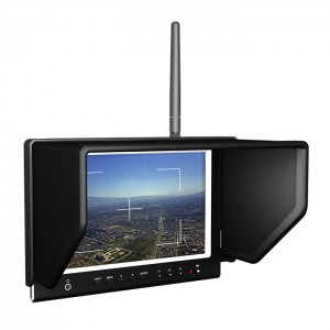 "Lilliput 664/W - Monitor FPV 7"" para Drones"