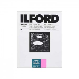 Ilford Papel Multigrade 24x30 Brilhante - Pack 50fls