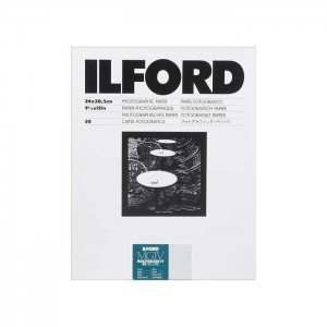 Ilford Papel Multigrade 24x30 Pérola-Mate - Pack 50fls