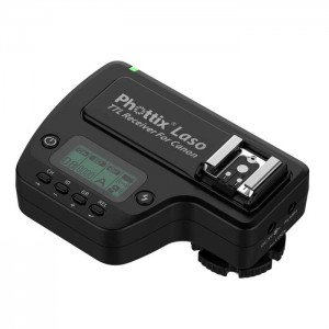 Phottix Laso TTL Flash Trigger para Canon - Receptor