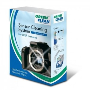 Green Clean SC-4100 Traveller Kit - Sistema Compacto de Limpeza