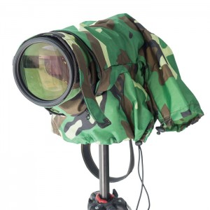 B.I.G. Capa Protectora Camuflada XL