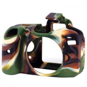 easyCover Capa Protectora para Nikon D3200 - Camuflada
