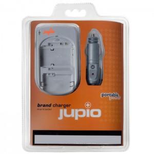 Jupio Carregador Universal p/ Baterias Pentax/Ricoh/Sanyo