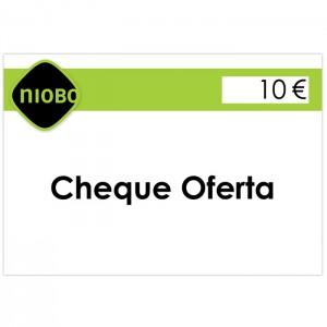 Cheque Oferta 10 Euros