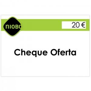 Cheque Oferta 20 Euros