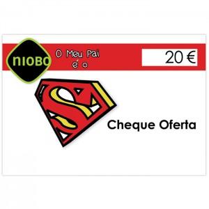 Cheque Oferta 20 Euros Pai