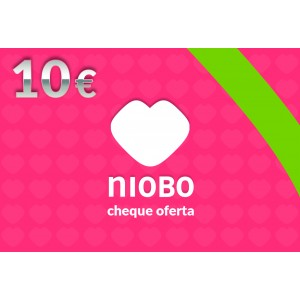 Cheque Oferta 10 Euros Love