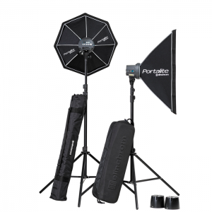 Elinchrom Kit RX One/One To Go com Softboxes