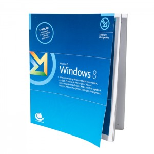 Livro Microsoft Windows 8