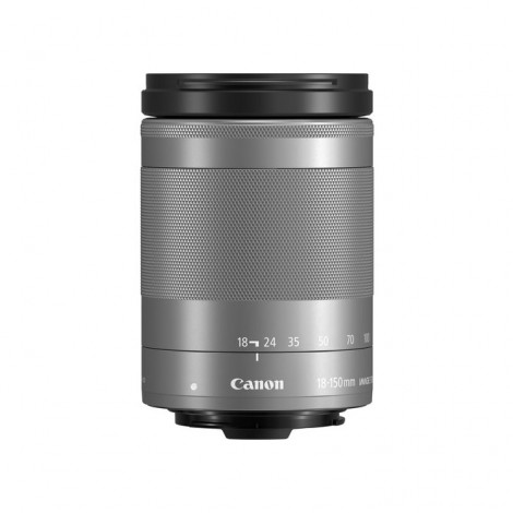 Canon EF-M 18-150mm f/3.5-6.3 IS STM - Silver