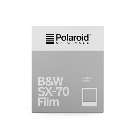 Polaroid SX-70 B&W Film