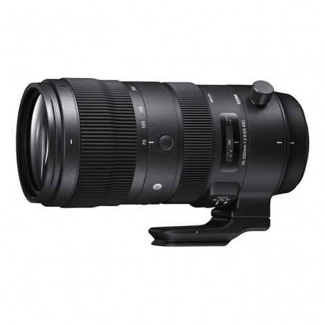 Sigma 70-200mm f/2.8 DG OS HSM para Canon - Sports