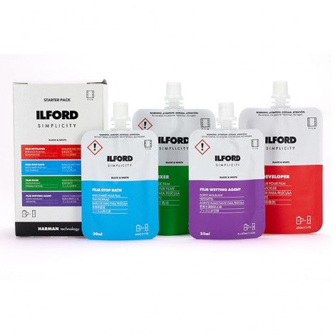 Ilford Simplicity - Starter Kit