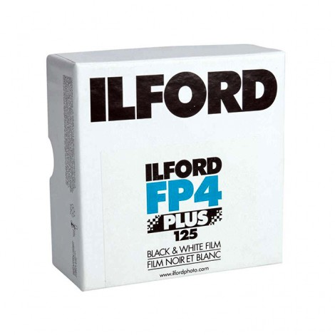Ilford Rolo FP4 Plus 125 – 135/30m