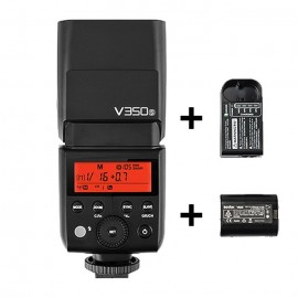 Godox Flash Speedlite V350 para Sony
