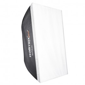 Walimex Pro Kit Softbox Rectangular 60x90cm para Walimex