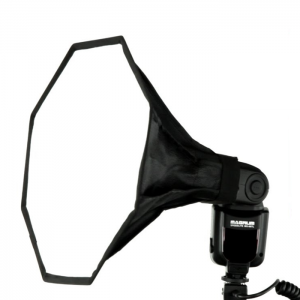 Metz Softbox Octogonal SB 20-20 para Flash Compacto