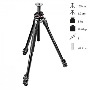 Manfrotto Tripé MT290DUA3
