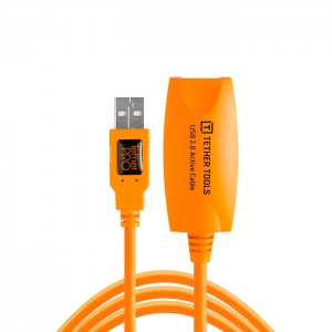 Tether Tools Cabo Extensão Activo USB 2.0 - 4,9m