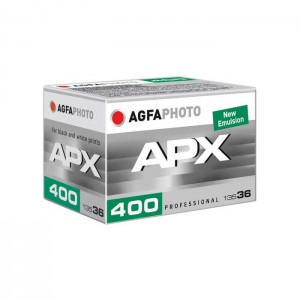 Agfaphoto Rolo APX 400 – 135/36