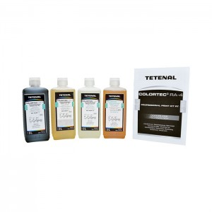 Tetenal Colortec RA-4 prof. Print Kit RT - 5000mL
