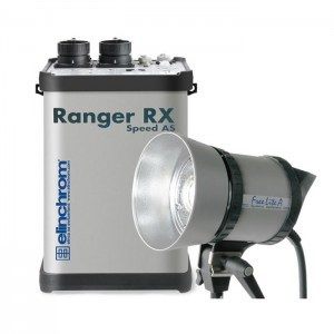 Elinchrom Kit Ranger Speed AS Rx - Pro A Heads