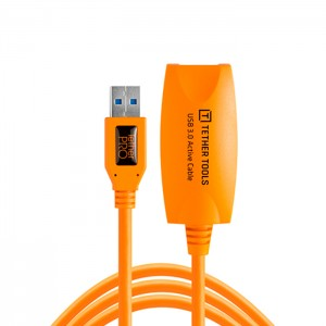 Tether Tools Cabo Extensão Activo USB 3.0 - 4,9m