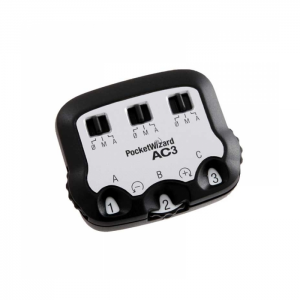 PocketWizard AC3 ZoneController para Canon