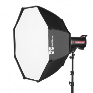 Quadralite Softbox Octogonal Deep 120cm
