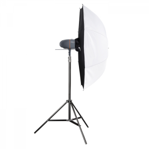 Walimex Pro Kit Flash Newcomer 150 com Sombrinha Light Box