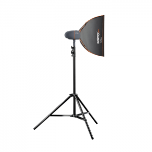 Walimex Pro Kit Flash Newcomer 200 com Softbox