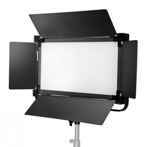 Walimex Pro Luz Vídeo LED 1400 Bi Color Square