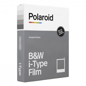 Polaroid i-Type B&W Film