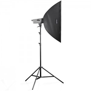 Walimex Pro Kit Flash VE-150 Excellence com Softbox