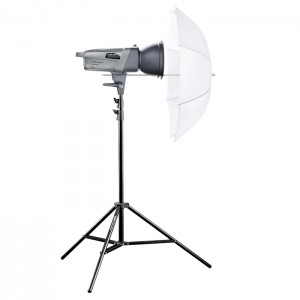 Walimex Pro Kit Flash VE-300 Excellence com Sombrinha