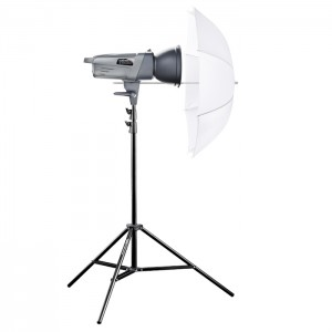 Walimex Pro Kit Flash VE-400 Excellence com Sombrinha