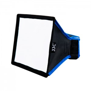 JJC Softbox Universal 15x13cm para Flash Compacto