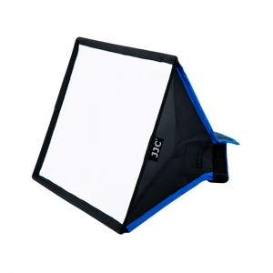JJC Softbox Universal 23x18cm para Flash Compacto