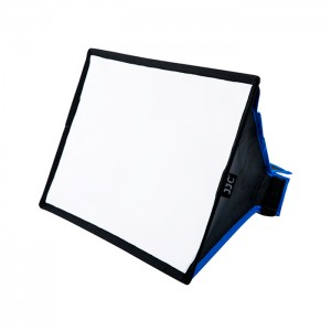 JJC Softbox Universal 33x20.5cm para Flash Compacto